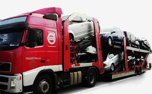 transporte vehiculos por carretera