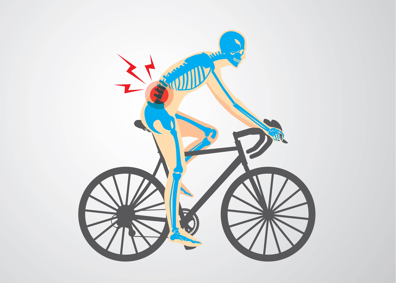 ¿Es buena la bicicleta para la espalda?