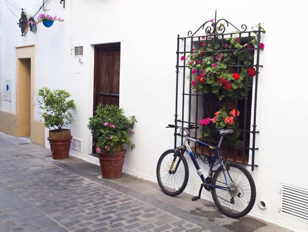 Ruta en bicicleta por Córdoba