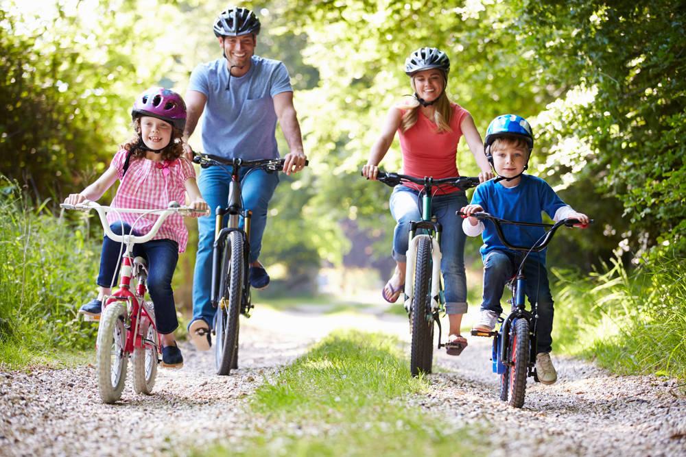 Qué necesitas para salir en bicicleta de forma frecuente