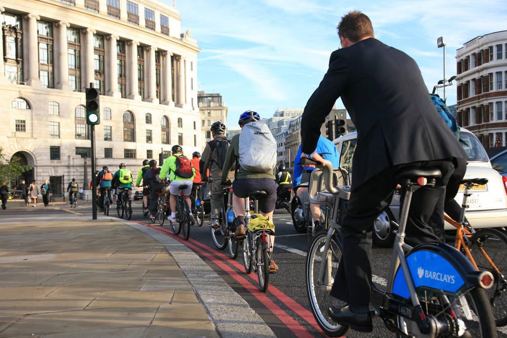 Rutas en bicicleta por Inglaterra