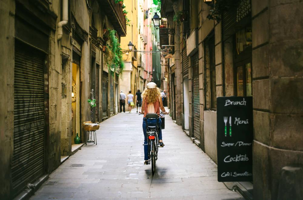 Pequeña Guía para ir en Bici por Barcelona