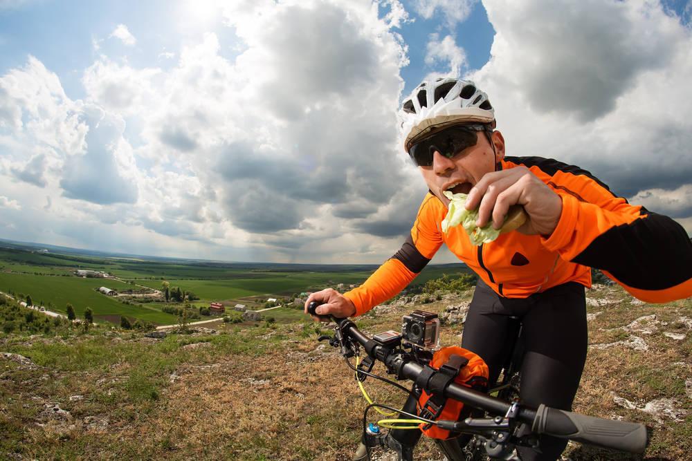 Las Comidas perfectas para Ciclistas