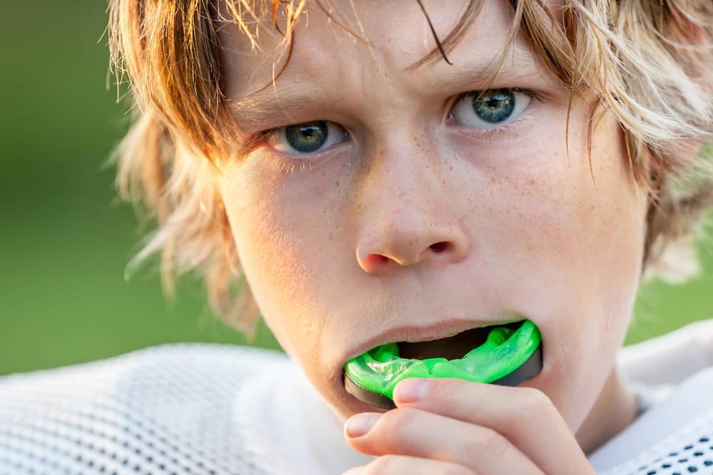 Una buena dentadura ayuda a mejores resultados deportivos